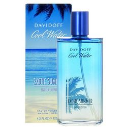 Davidoff Cool Water Exotic Summer 125ml M Woda toaletowa