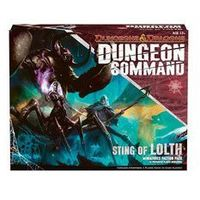Dungeons&Dragons Dungeon Command Sting of Lolth