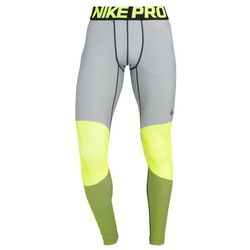 Nike Performance HYPERWARM Kalesony volt/black