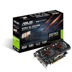 ASUS GeForce ® GTX 750 Ti 2GB STRIX