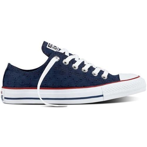 f02e7479843ac buty CONVERSE - Chuck Taylor All Star Navy/Garnet/White (NAVY-GARNET-WHITE)  rozmiar: 39.5