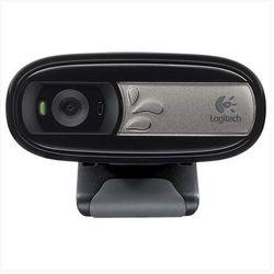 Kamera internetowa Logitech Logitech Kamera Webcam C170 USB Black - 960-001066 Darmowy odbiór w 19 miastach!