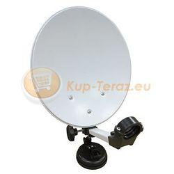 Antena satelitarna Kempingowa Tir Samochód Opticum CAMPING SET
