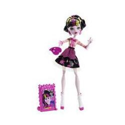 Monster High Upiorna sztuka Draculaura