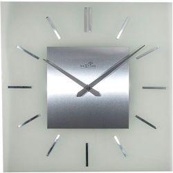 Zegar ścienny sterowany radiowo Nextime Stripe