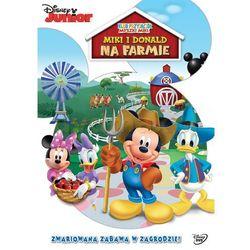 Klub Przyjaciół Myszki Miki: Miki i Donald na farmie (DVD)