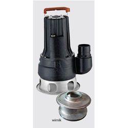 Pompa zatapialna BIG 2200 400V do wody brudnej i ścieków z podwójnym wirnikiem rabat 10%
