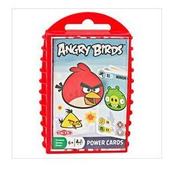Angry Birds Power Cards