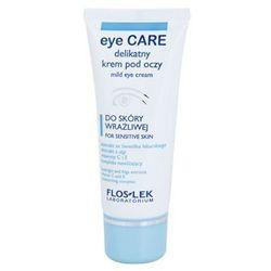 FlosLek Laboratorium Eye Care łagodny krem pod oczy dla cery wrażliwej + do każdego zamówienia upominek.