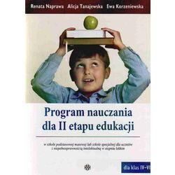 Program nauczania dla II etapu edukacji (opr. miękka)