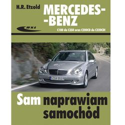 Mercedes-Benz C180 do C350 oraz C200CDI do C320CDI (opr. kartonowa)