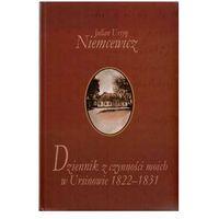 Dziennik z czynności moich w Ursinowie 1822-1831. (opr. twarda)