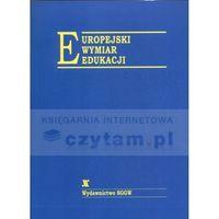 Europejski wymiar edukacji (opr. miękka)