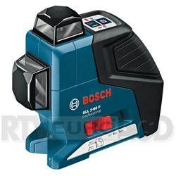 Laser krzyżowy Bosch GLL 2-50 z odbiorn. LR2 + BM1 Plus. LB - blisko 700 punktów odbioru w całej Polsce! Szybka dostawa! Atrakcyjne raty! Dostawa w 2h - Warszawa Poznań Darmowy transport od 99 zł | Ponad 200 sklepów stacjonarnych | Okazje dnia!