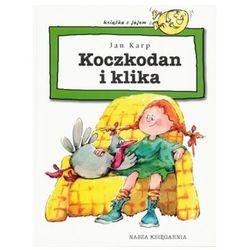 Koczkodan i klika - Jan Karp (opr. twarda)