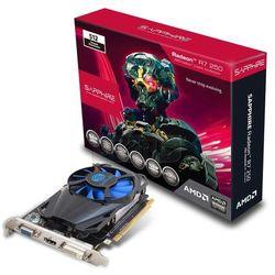 Karta graficzna Sapphire Radeon R7 250, 1GB GDDR5 (128 Bit), HDMI, DVI, BULK - 11215-19-10G
