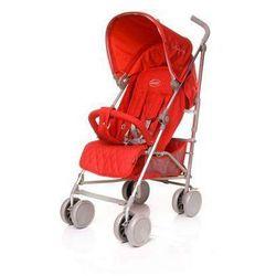 Wózek spacerowy Lecaprice czerwony 2016