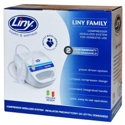 DOZ PRODUCT Inhalator pneumatyczny, Liny Family, 1 szt