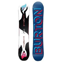 snowboard Burton Support Local Talent Scout 141 - No Color