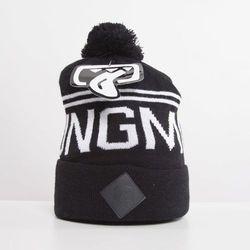 Jungmob czapka zimowa JNGMB black