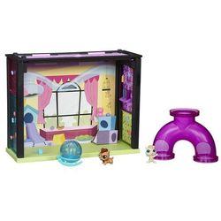 Figurka HASBRO Littlest Pet Shop Zestaw Stylowy Ulubione Miejsca A7641