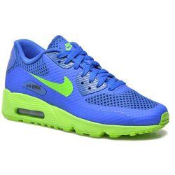Tenisówki i trampki Nike Nike Air Max 90 Br (Gs) Dziecięce Niebieskie 100 dni na zwrot lub wymianę