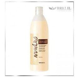BRELIL NUMERO NOURISHING SHAMPOO WITH SHEA BUTTER AND AVOCADO OIL Odżywczy szampon z masłem Shea i olejkiem z avocado 1000ml