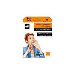 Starter Orange Free na Kartę 9 pln Nano SIM
