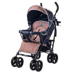 Caretero SPACER DELUXE wózek dziecięcy spacerówka beż beige