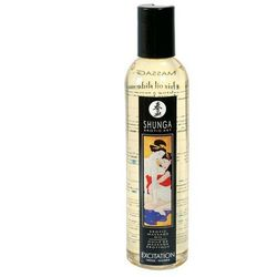 Shunga - Excitation Orange Massage Oil 250 ml