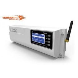 L-6 Tech bezprzewodowy sterownik zaworów termostatycznych (8 sekcji lub 6 sekcji + zawór) do ogrzewania podłogowego