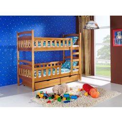 Łóżko piętrowe AREK