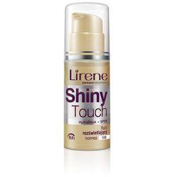Lirene Shiny Touch Fluid rozświetlający nr 108 Toffee 30 ml