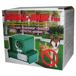 Odstraszacz psów i kotów ze światłem stroboskopowym