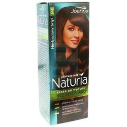 Joanna Naturia Perfect Color Farba do włosów bez amoniaku Herbaciany Brąz nr 140