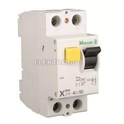 Wyłącznik różnicowoprądowy 40A CFI6-40/2/003-A różnicówka EATON-MOELLER