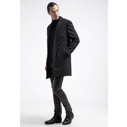 Pierre Balmain Spodnie skórzane black