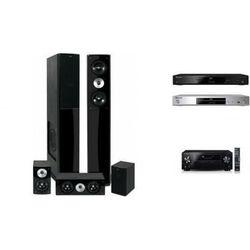 PIONEER VSX-531 + BDP-180 + ELTAX SHINE 6 HCP - Kino domowe - Autoryzowany sprzedawca