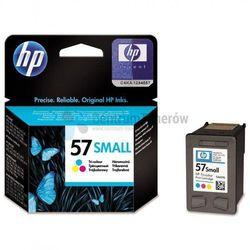 HP oryginalny ink C6657GE, No.57, color, 4,5ml, HP DeskJet 450, 5652, 5150, 5850, psc-7150, OJ-6110, Połowa pojemności