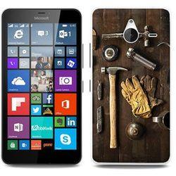 Foto Case - Microsoft Lumia 640 XL - etui na telefon Foto Case - narzędzia