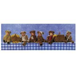 13-057913 Puzzle Niedźwiadki - piknik - PUZZLE PANORAMICZNE