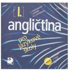 Angličtina pro jazykové školy I. 2 CD Stella Nangonová