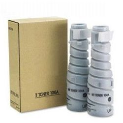 Zamiennik Toner Konica-Minolta TN114 106B/A 105B/A Di152/163/181/183/1611/1811/2011 (410g)