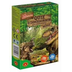 Quiz o dinozaurach mini - Era dinozaurów