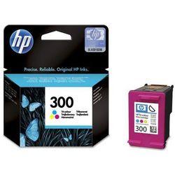 Tusz HP 300 (CC643EE) - kolor