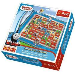 Gra TREFL 01291 Węże i drabiny - Tomek i przyjaciele