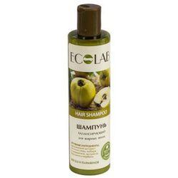 Zrównoważony szampon do przetłuszczających się włosów 250ml EC LAB