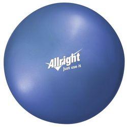 Piłka gimnastyczna OVER BALL 18 cm Allright (niebieska)