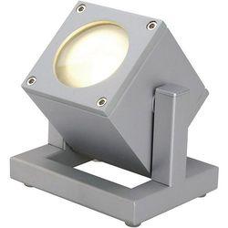 Lampa ogrodowa Spotline Cubix I / 132832 / srebrnoszary
