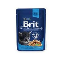 Brit Cat with Chicken Chunks for Kitten 100g